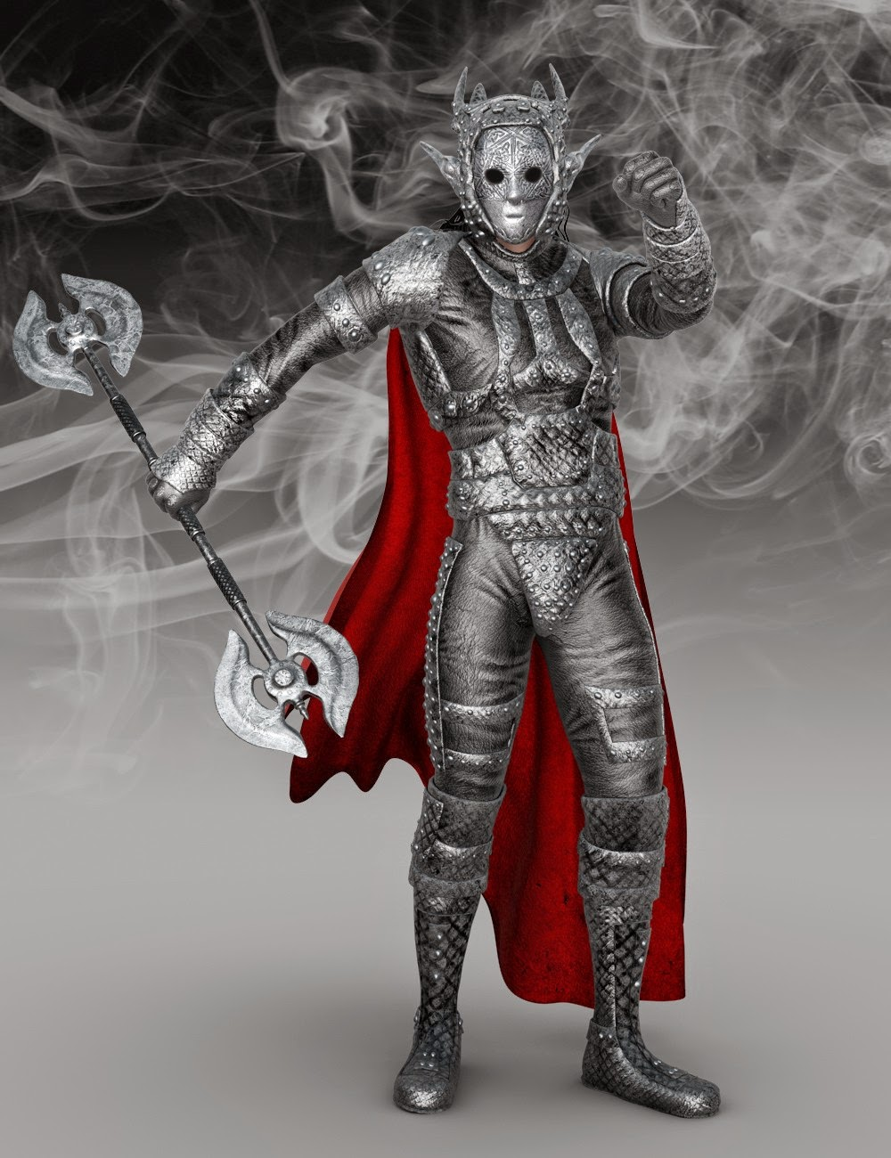 Mec4D DarKon for Genesis 2 Male