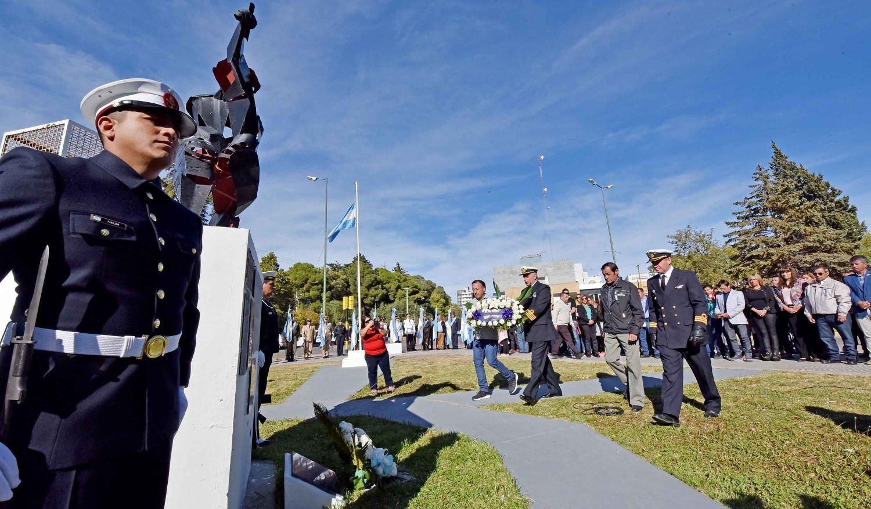 Día del Veterano y de los Caídos en la Guerra de las Malvinas
