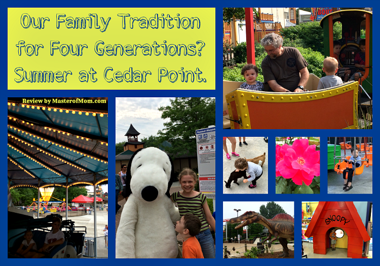 Cedar Point Review, a Family Tradition