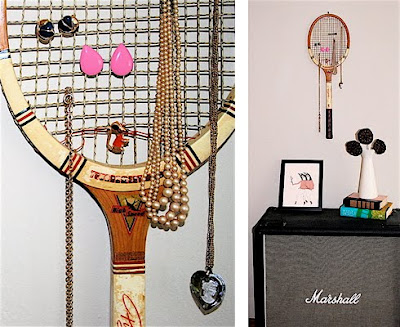 Creative and Functional Reuses of Tennis Rackets (9) 2