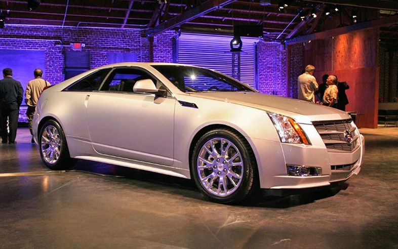 picture car design 2011 cadillac cts coupe. Black Bedroom Furniture Sets. Home Design Ideas