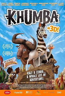 khumba 3D Animation