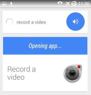 Cómo tomar fotos y vídeos con tu voz en Android