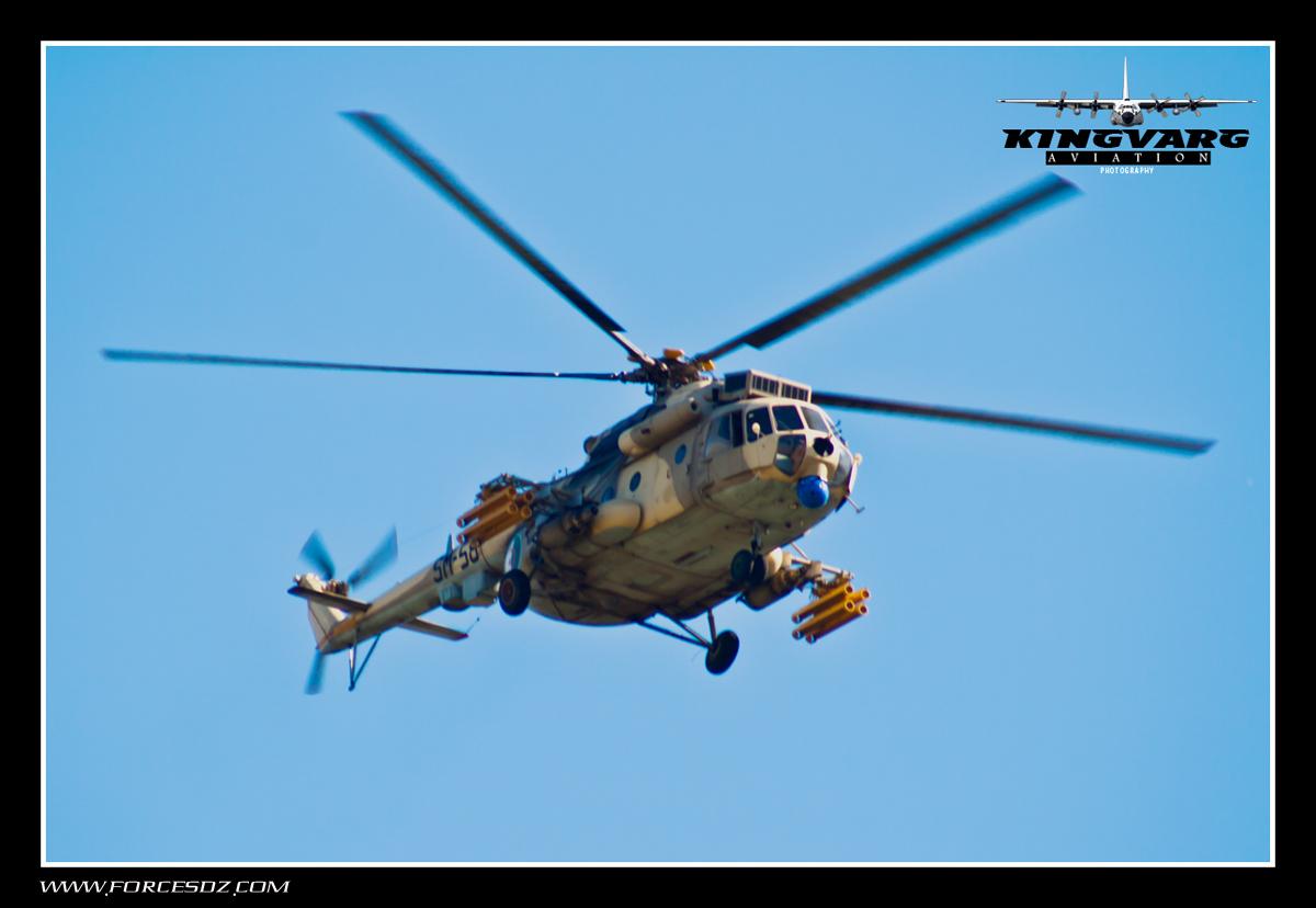 صور الطائرة المروحية الجزائرية ال:MI-17 التي تم تطويرها: - صفحة 2 SM-58+SH