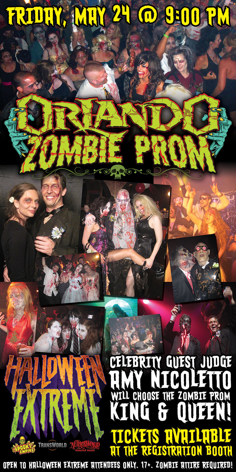Orlando Zombie Prom