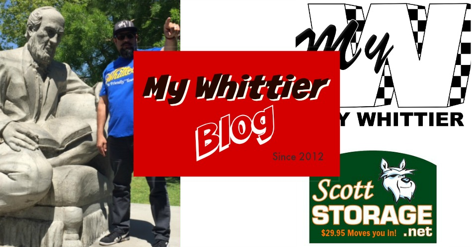 My Whittier Blog