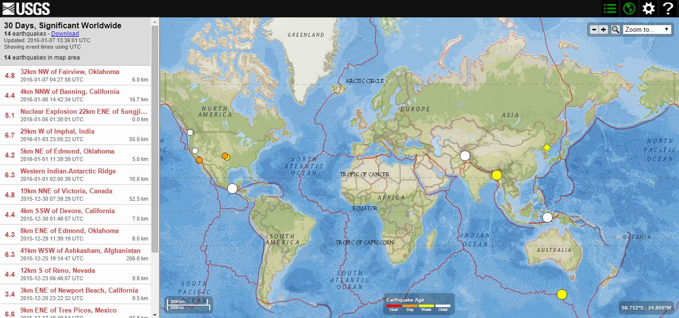 End of the age bible prophecy earthquake weekly summary 7th the number of red alert earthquakes this week is at 14 last 30 days number gumiabroncs Image collections