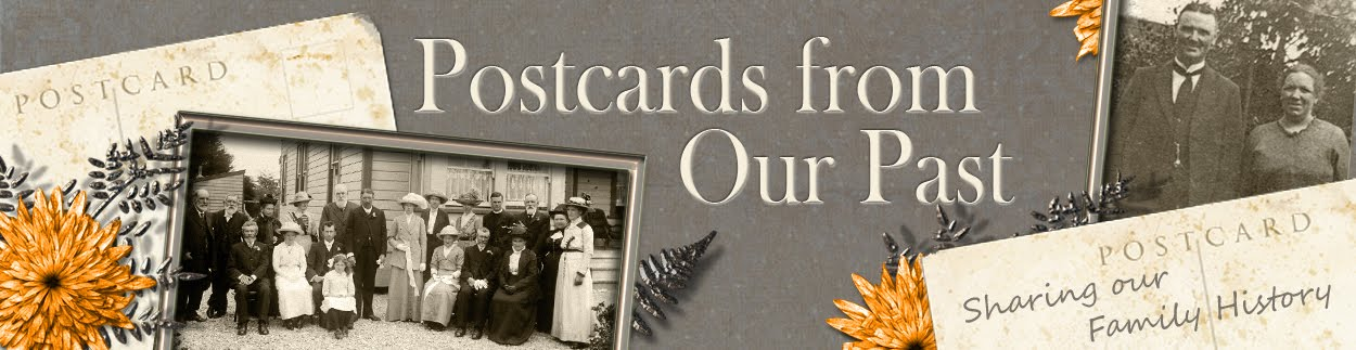Postcards From Our Past