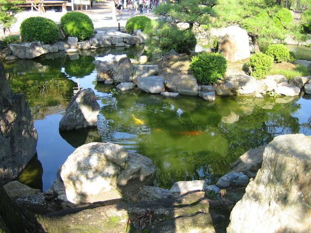 Japanese zen garden small lanscape for Japanese garden pool