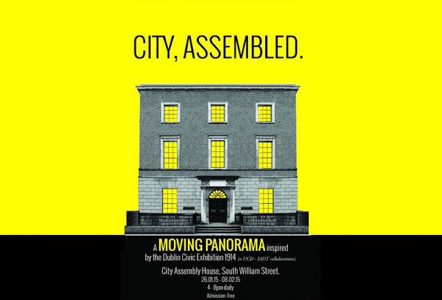 City, Assembled, a film using archival records of the 1914 Dublin Civic Exhibition