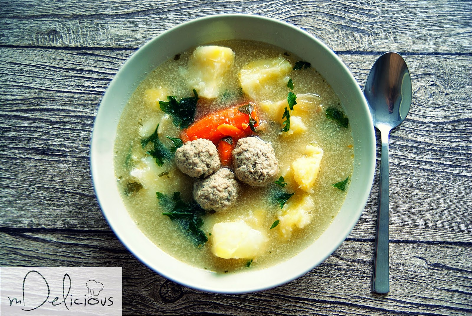 zupa z klopsami, zupa klopsowa, polska zupa, zupa przepis, klopsówa, zupa klopsowa przepis, przepis na zupę klopsową, zupa regionalna