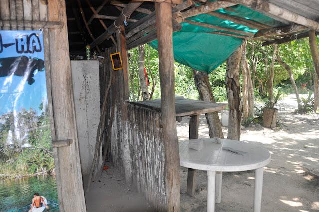 cenote en riviera maya