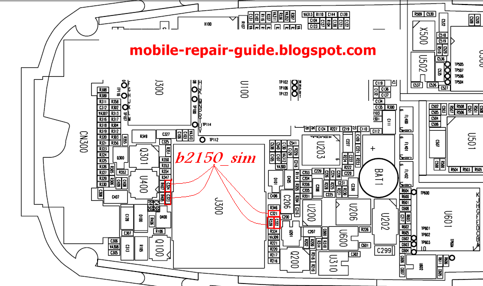 lg b2150 insert sim card problem