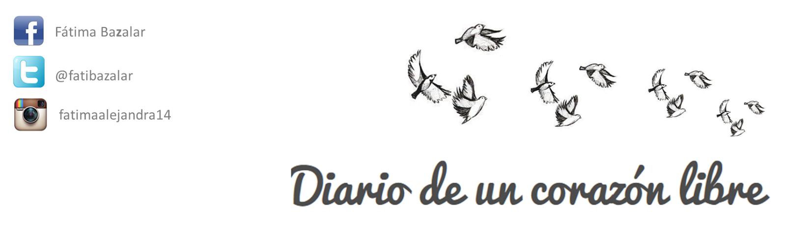 Diario de un corazón libre