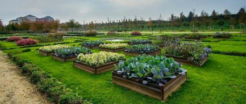 100 jardines para la expo milano 2015