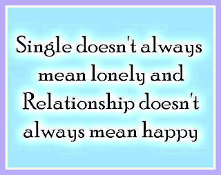 single and relationship wallpaper quote