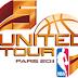 NBA 5 United Tour à Paris