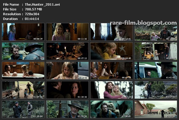 The Hunter (2011) Download
