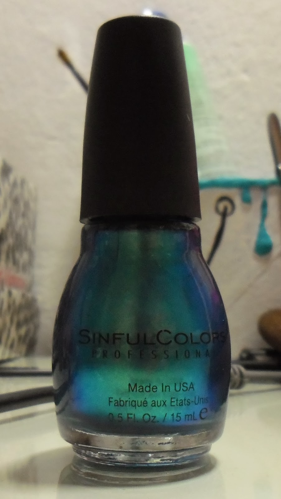 Sinful Colors Gorgeous 293