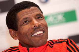 Haile Gebreselassie London