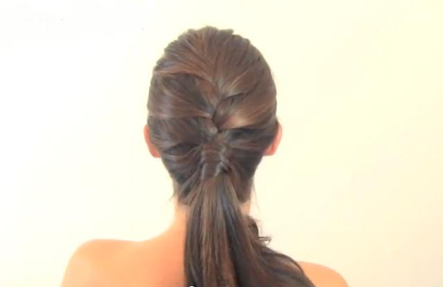 Peinados Para Diario Pelo Largo - 5 peinados fáciles paso a paso para diario Belleza