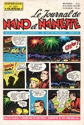 Le journal de Nano et Nanette nº 282 (inédit)