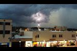 Photos as severe weather hits Hampton Roads, Virginia Beach, Virginia