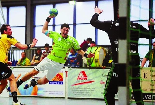 Martin Doldán a la 2.Bundesliga | Mundo Handball