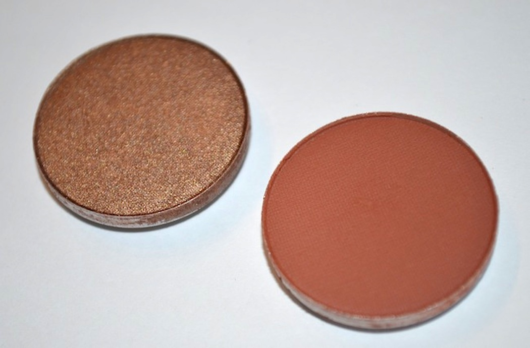 Wood-Winked + Brown Script by MAC Cosmetics Product Review ...