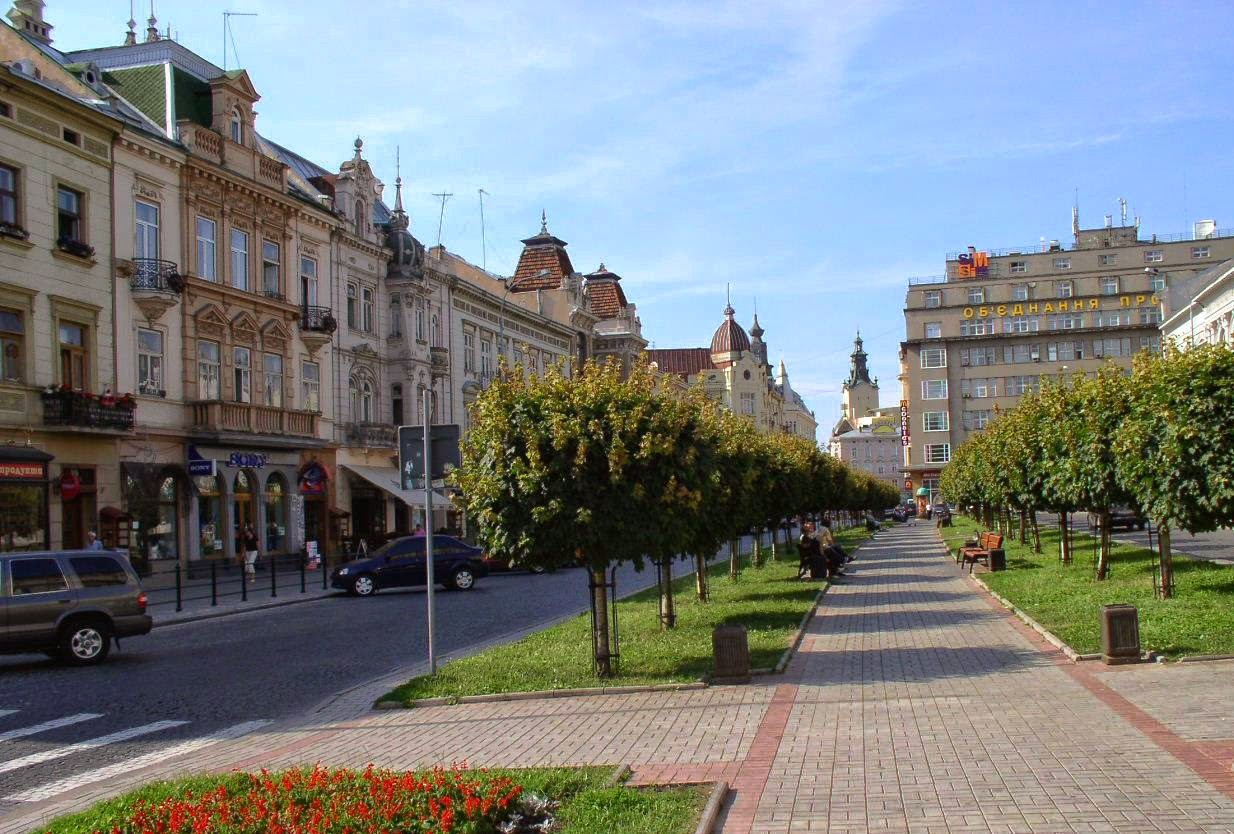 Beautiful Eastern Europe