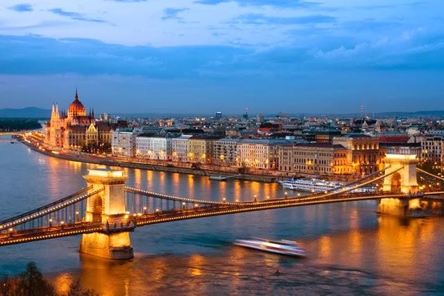 布達佩斯旅遊