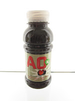 aok red grape & cherry juice drink