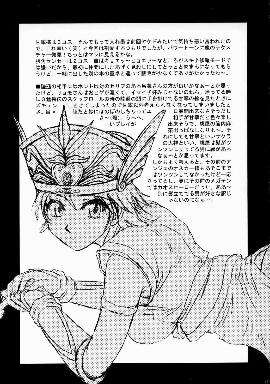 Hình ảnh rikuson 042 in In Sangoku Musou Rikuson Gaiden!