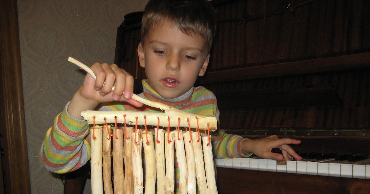 Игры - упражнения с музыкальными инструментами для 16
