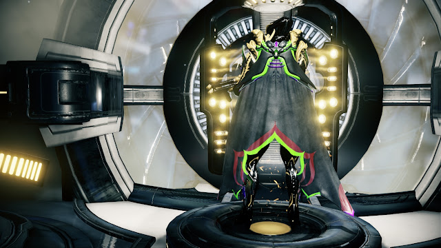 how to get the solstrc vanquished banner on warframe