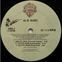 Al B. Sure! Nite And Day (Vinyl, 12'', Maxi-Single 1988)(Warner Bros. Records)