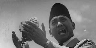 Mantan Presiden RI Ir.Soekarno