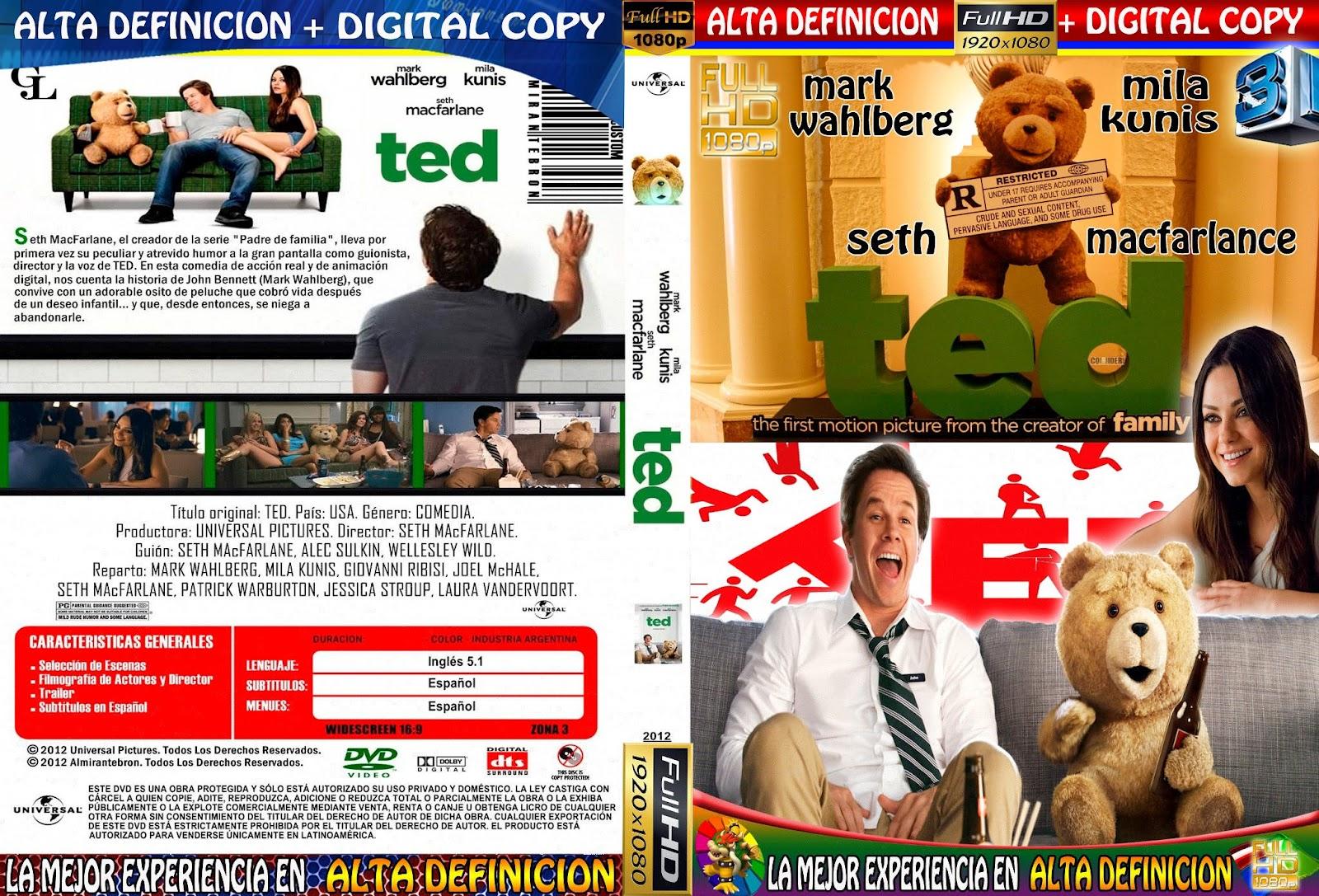 El, oso, ted, pelicula, completa En Espaol Latino online, tHE peliculasfree