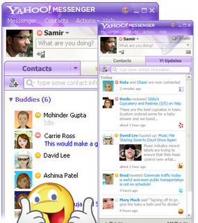 الياهو ماسنجر,Yahoo Messenger 2013