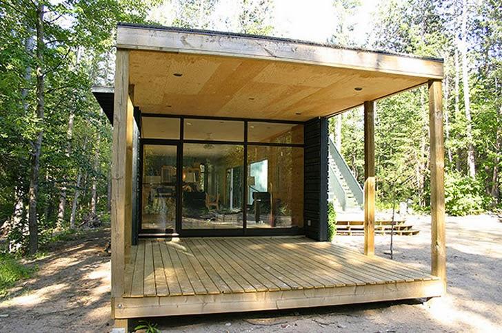 Casas ecologicas casas ecologicas prefabricadas que conectan con la naturaleza - Casa ecologicas prefabricadas ...