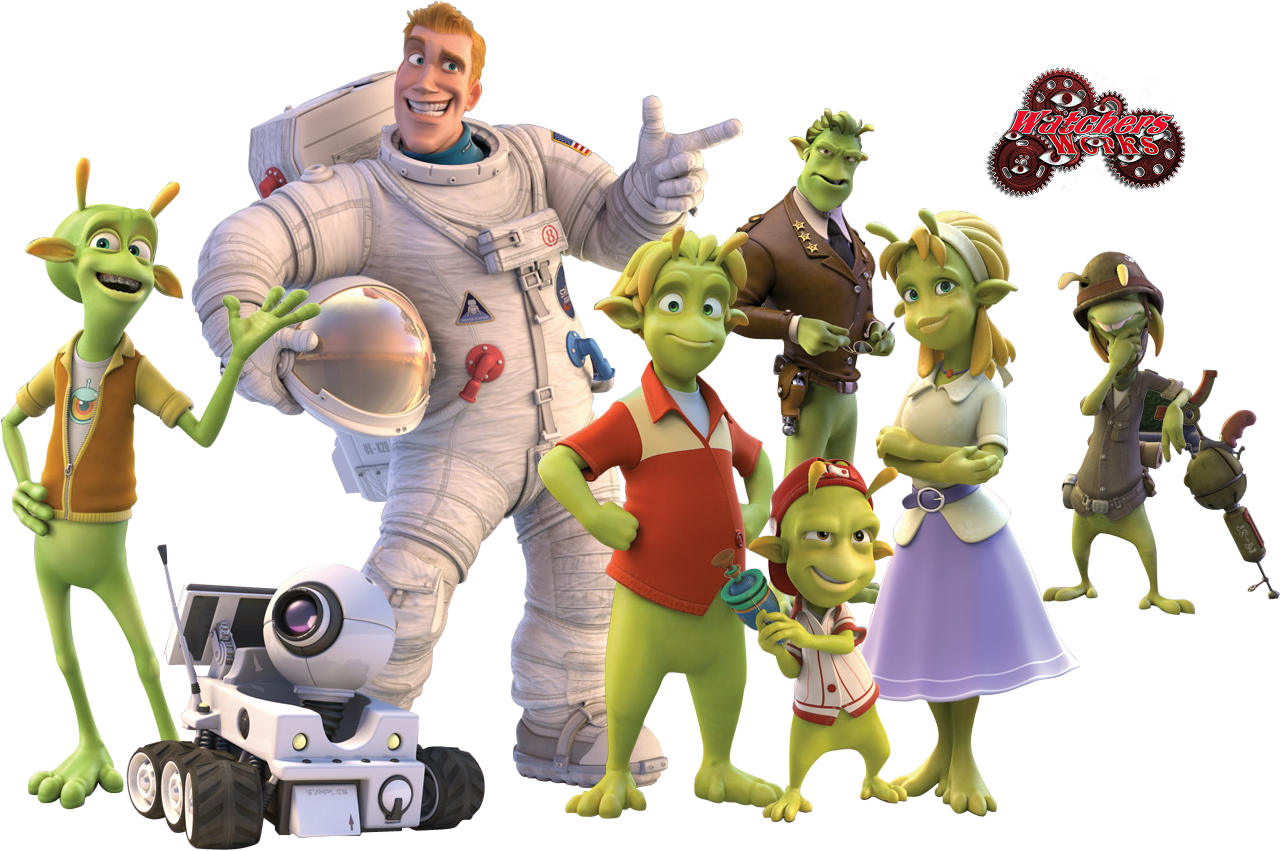 Planet 51 Pictures Posters News And Videos On Your