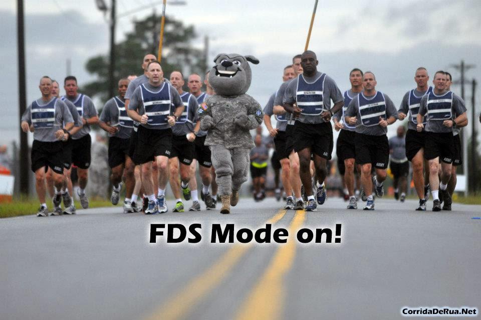 FDS Mode On - Corrida de Rua