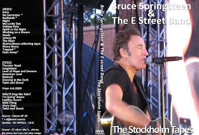 springsteen stockholm 2009