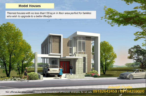 Calmar homes model house