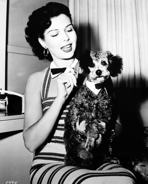 funny vintage ann miller