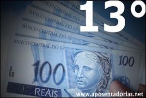 INSS vai antecipar o 13º na folha de agosto 2012.