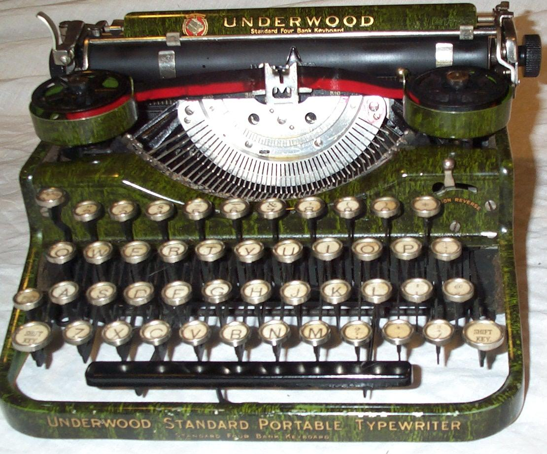 a comparison of the typewriter kinds noiseless electric and portable typewriters If there is something that the best modern typewriter reviews insist upon when they old typewriters could not do such a group tabs and other kinds of.