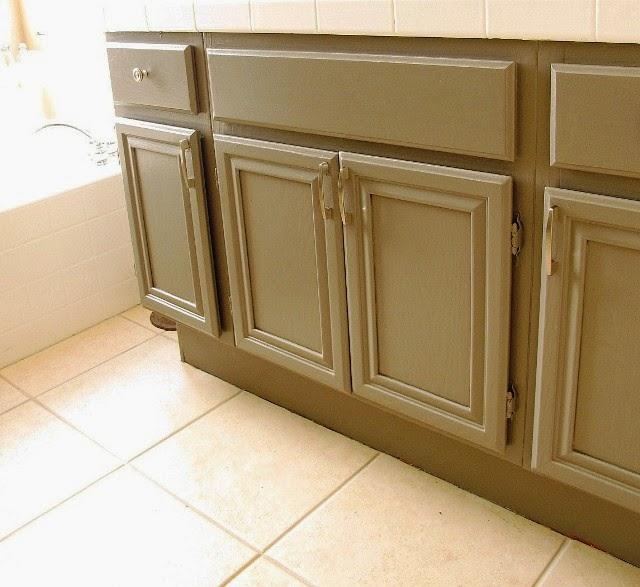 paint ideas bathroom cabinets