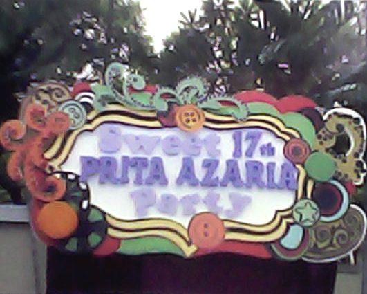 spesialis dekorasi pesta ulang tahun contoh gambar dekorasi