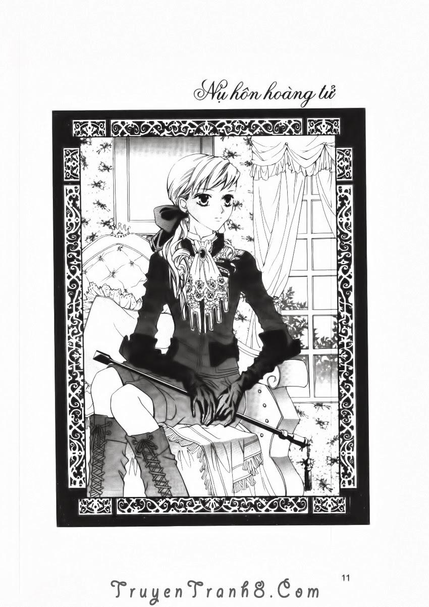 A Kiss For My Prince - Nụ Hôn Hoàng Tử Chapter 17 - Trang 12